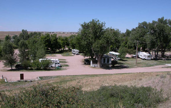 Ft. D.A. Russell Family Campground