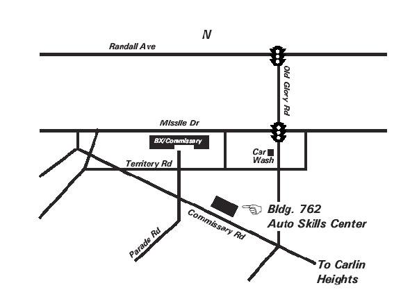 Auto Skills map