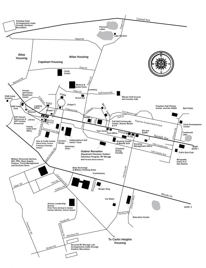 , Map