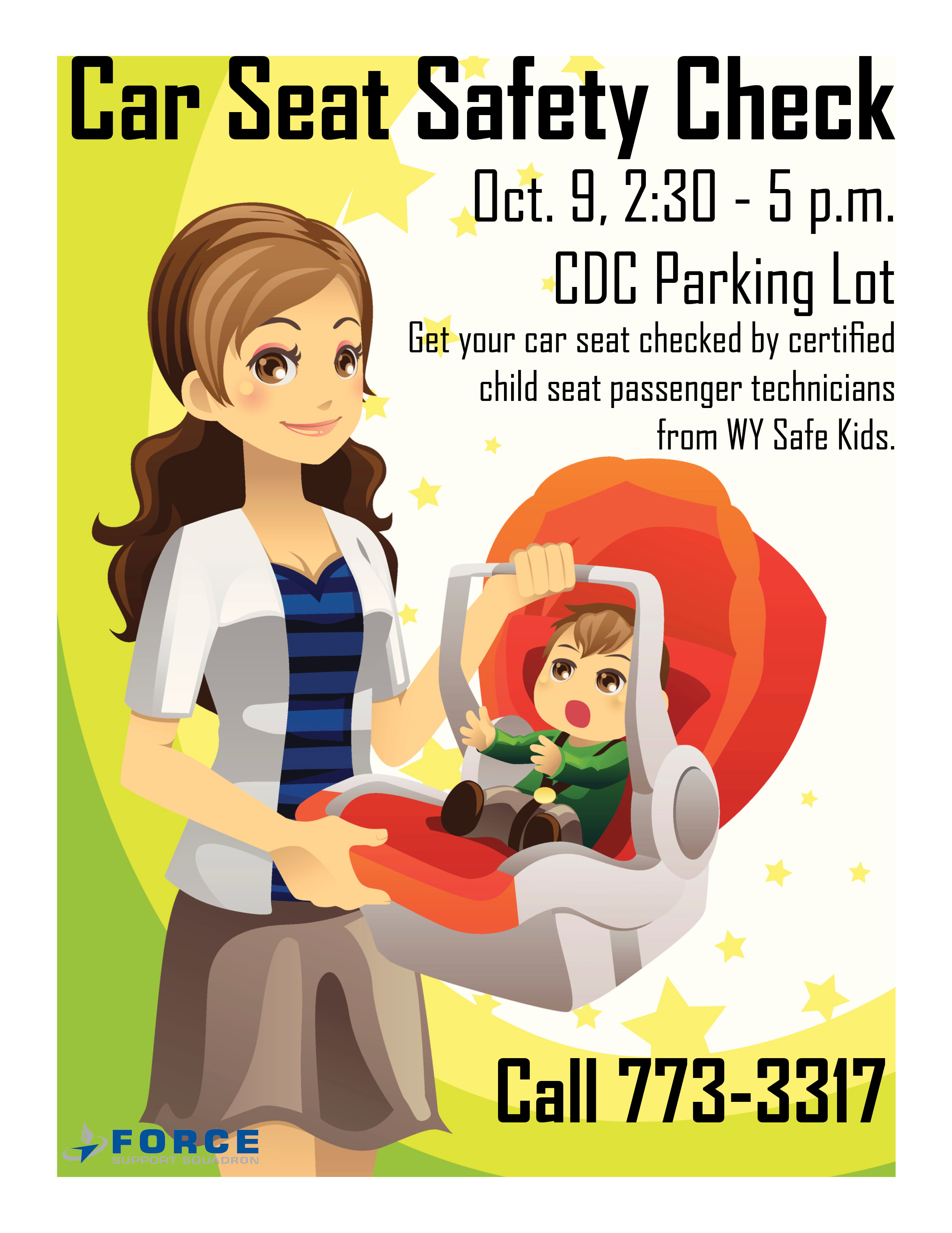 , Car Seat Safety Check