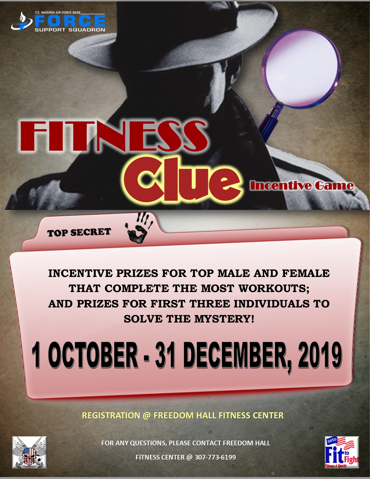 , Fitness CLUE