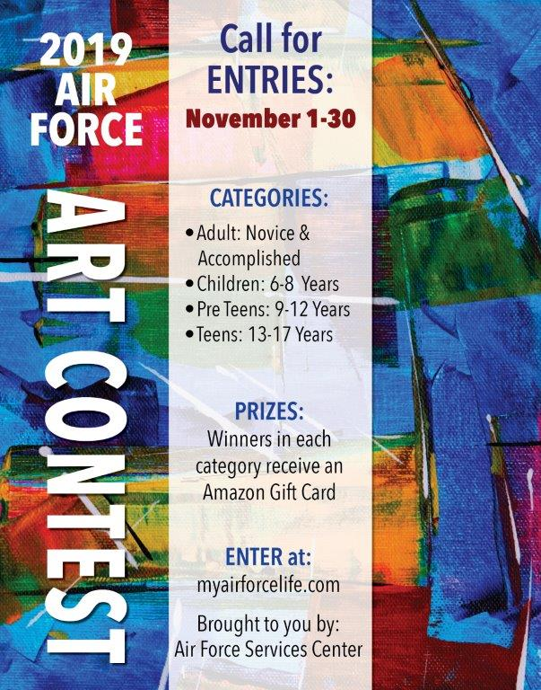 , Air Force Art Contest